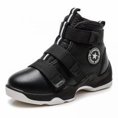 Модные кожаные зимние кроссовки-(JLHTEAM)