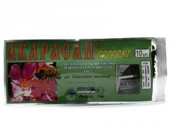 Akarasan (10 strips) Api-san,  Russia
