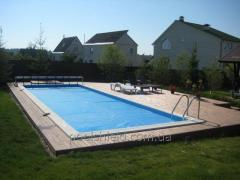 Güneş Film Shield 500 ev havuzu