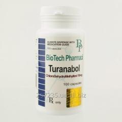 Cтероид Turanabol 10mg