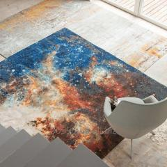 Шелковые и дизайнерские ковры ручной работы