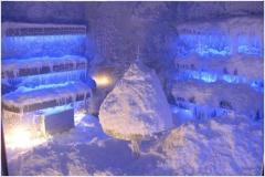 Оборудование для снежной комнаты