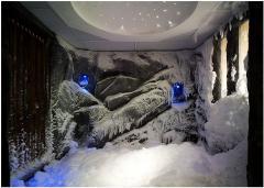KLAFS Снежная комната для Wellness и SPA