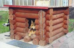 Будки для собак под заказ