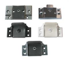 Pfosten-Steckverbinder mechanische Edelstahl