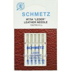 Иглы для кожи №70-120 Schmetz