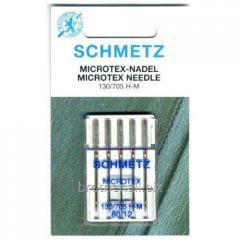 Иглы микротекс №60-110 Schmetz
