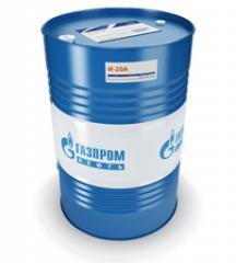 Масло И-20 Газпромнефть