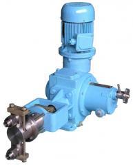 Центробежный насос НД 125-100-200