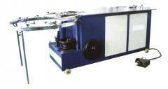 THE MACHINE FOR ASSEMBLY OF WITHDRAWAL OF ROUND SECTION OF DCP-1250