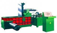 Пресс пакетировочный Y83/T-100 для металлолом