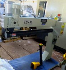 Folding machine LS-13P (Sahinler, Turkey)