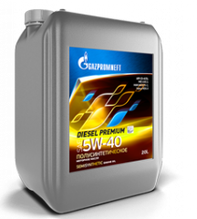 Моторное масло Gazpromneft Diesel Extra 10W-40 API CF-4/CF/SG