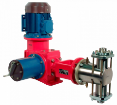D centrifugal pump 200-36 and