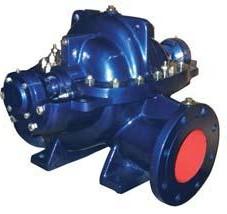 Çift girişli pompa temiz sıvılar d 1250-125 için ve