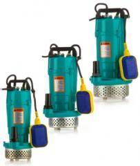 Фекальный насос НДФ 125-100-200
