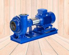 Pump console for effluents CFS 100-40