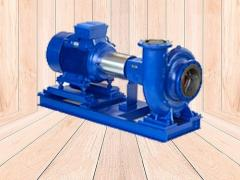 Pump console for effluents CFS 250-10