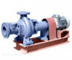 Pump console for effluents CFS 340-70