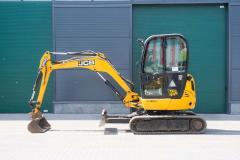 Mini excavator JCB 8025 2011 r.
