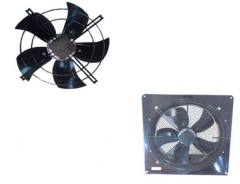 The exhaust fan for farms