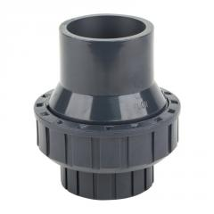 "Check valve PVC Ø90mm ""ERA"" spring (with..."
