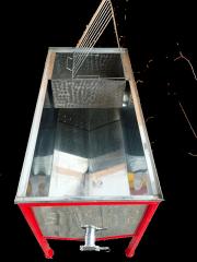 Стол для распечатки сот,  Бистар