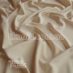 Ткань Трикотаж масло желтое (УЦЕНКА)