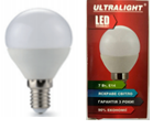 Светодиодная лампа Ultralight P45-7W-Y E14