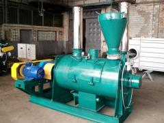 Mixers of dry mixes. Mixers dry (construction,