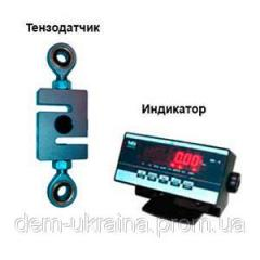 Динамометр на растяжение ДЭП1-1Д-5Р-2