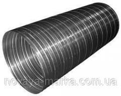 Air duct corrugated aluminum D180mm (L = 3m)