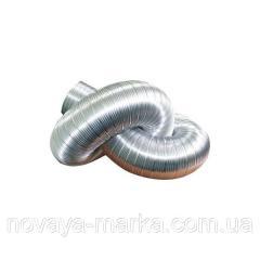 Труби гофровані алюмінієві