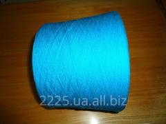 Yarn acrylic No. 32/1 and No. 32/2