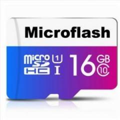 Карта памяти Microflash microSD 16G class10