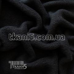 Fabric Fleece black (200 GSM)