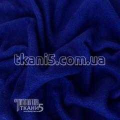 Fabric Fleece electric blue (200 GSM)