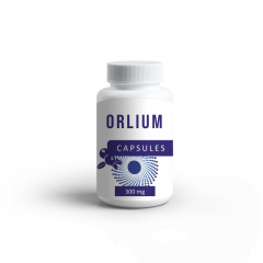 Капсулы для восстановления зрения Orlium Орлиум