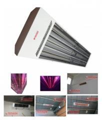 Інфрачервоний обігрівач ТеплоV У6000