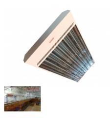 Industrial infrared heater Teplov U12000