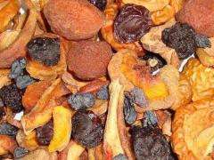 Сушка компотная (яблочная или грушевая)