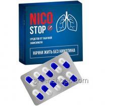 Капсулы от курения NicoStop (НикоСтоп)