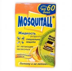 Substances insecticides contre les moustiques