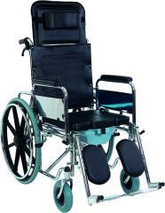 Коляска инвалидная,  многофункциональная,  с...