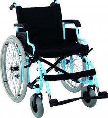 Коляска инвалидная,  регулируемая,  без...