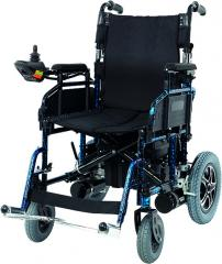 Коляска инвалидная,  с двигателем,  складная...