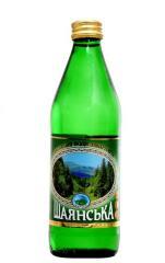 """Минеральная вода """"Шаянская"""" 0.5 л стекло"""