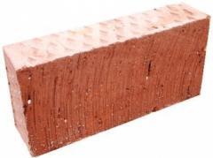 Кирпич рядовой, стеновые, кладочные материалы,