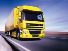 Logistics, logistic services, transport