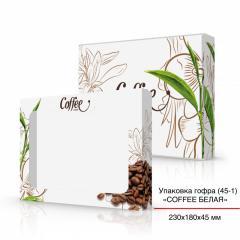 Картонная коробка 230х180х45 мм, под заказ